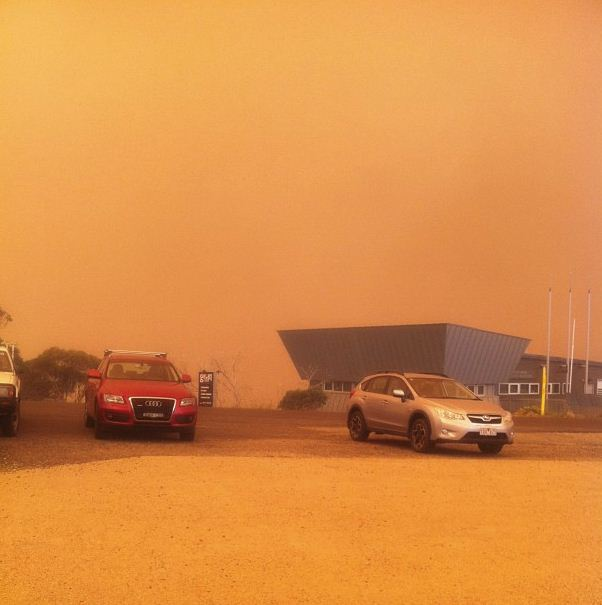 Hotham Fire - Snow Reservations Centre